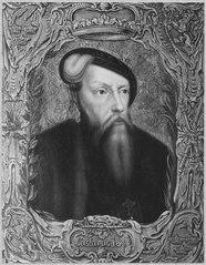 Gustav I, ca 1496 eller 1497-1560, kung av Sverige