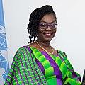 H.E. Ursula G. Owusu-Ekuful, Minister of Communications of Ghana.jpg