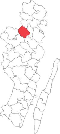 Locknevi landskommune i Kalmar amt