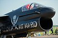 HAF A-7 Corsair II with pirate paintjob at RIAT 2014.jpg