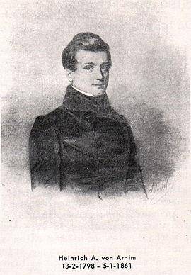 Heinrich A. von Arnim