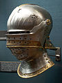 HJRK A 110 - Sallet combination of Maximilian I, c. 1495.jpg