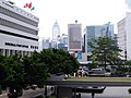 HK 中環 Central GPO General Post Office building 康樂廣場 Connaught Place July 2019 SSG 01.jpg