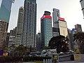HK 香港島北 Island North 灣仔 Wan Chai District 鴻興道 Hung Hing Road view Gloucester Road buildings November 2020 SS2 01.jpg