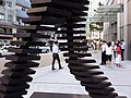 HK Kwun Tong 駿業街 Tsun Yip Street 巧明街 How Ming Street 城東誌 Landmark East art sculpture Walking East by Polo Bourieau November 2018 SSG 01.jpg
