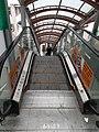 HK SYP 西營盤 Sai Ying Pun Centre Street Escalator Link near Bonham Road October 2020 SS2.jpg