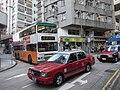 HK Sai Ying Pun 水街 Water Street NWFBus 970 Taxi Second Street.jpg