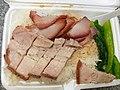 HK food STT 石塘咀 Shek Tong Tsui 皇后大道西 Queen's Road West shop 唐順興 Tang's Roast plastic bag lunch rice box Char Siu Mei Yuk June 2021 SS2 02.jpg