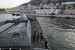 HMS DARING sails in British Gibraltar territorial waters MOD 45160531.jpg