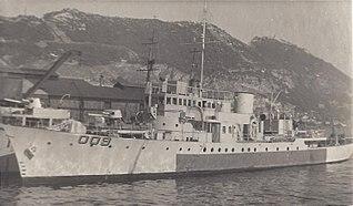 HMS <i>Evadne</i>