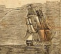 HMS Plantagenet - American naval battles; (1837) (14764138665) (cropped).jpg