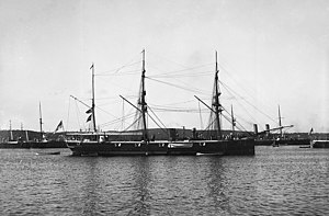 HMS Royalist in Sydney Flickr 3506211161.jpg
