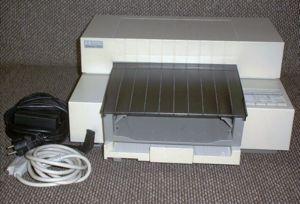 HP Deskjet - Original DeskJet 500