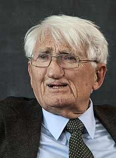 Jürgen Habermas German sociologist and philosopher