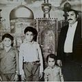 Haj gholamhasan parhizkar , daee 1965 mashhad 1.jpg