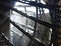 Hama, Norias (hölzerne Schöpfräder) schaufeln quietschend das Wasser aus dem Orontes in die Aquädukte (37818962725).jpg