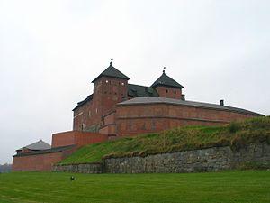 Die Burg Hämeen linna
