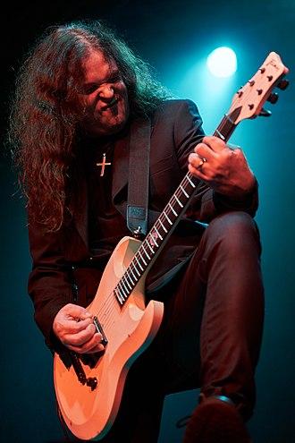 Candlemass (band) - Image: Hammer of Doom X Würzburg Candlemass 10