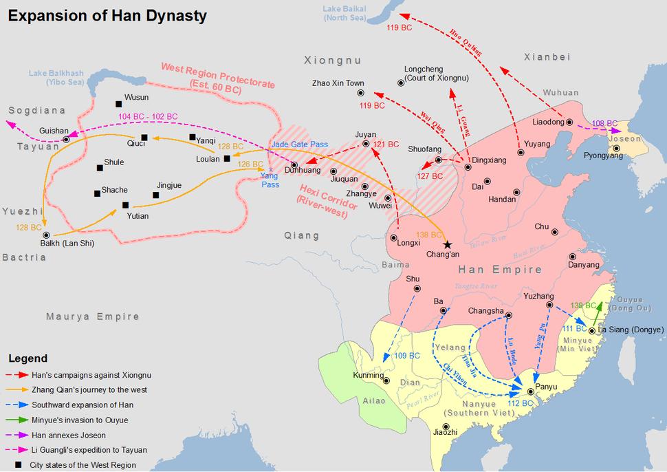 Han Expansion
