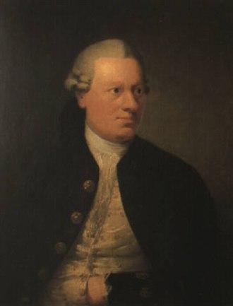 Eriksholm - Hans Diderik de Brinck-Seidelin
