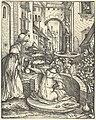 Hans Burgkmair I, Bathsheba at Her Bath, 1519, NGA 36533.jpg
