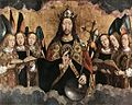 Hans Memling - Christ Surrounded by Musician Angels - WGA14935.jpg