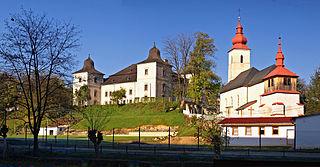 Hanušovce nad Topľou Town in Slovakia