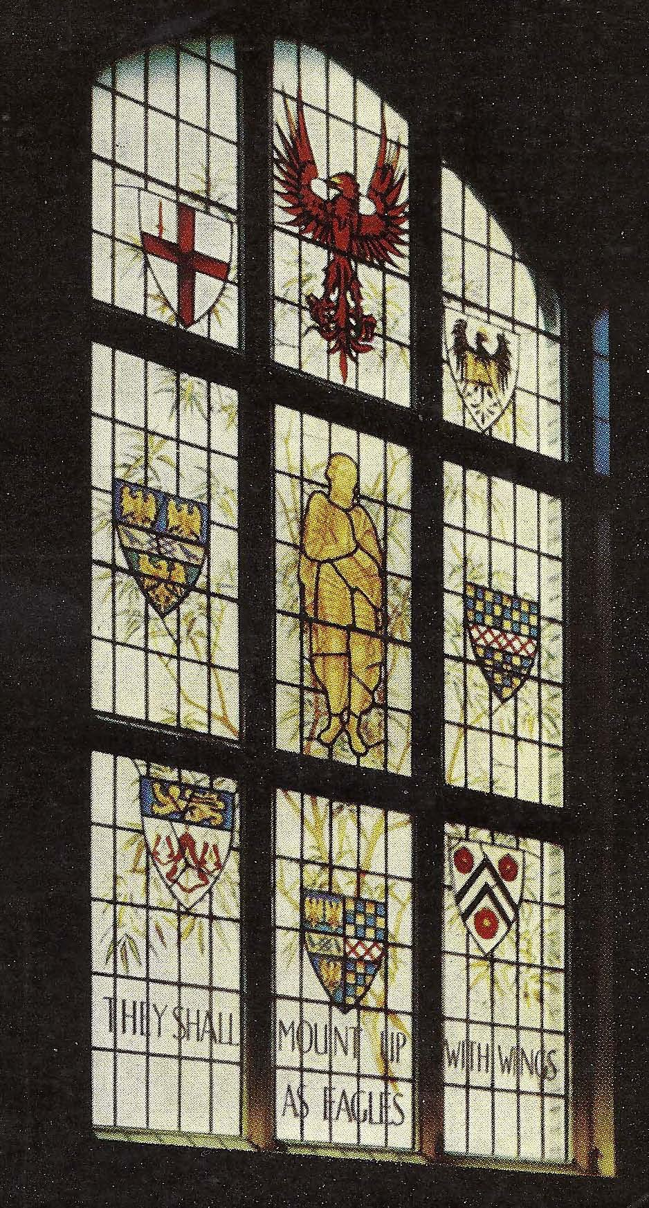 Harpur Window