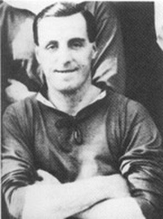 Harry Chambers - Harry Chambers in 1915