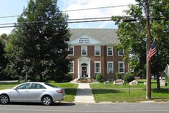 Hatfield, Massachusetts - Hatfield Memorial Town Hall