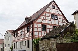 Herrnstraße in Würzburg