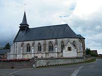 Hautvillers-Ouville, Somme, Fr, égl (2).JPG