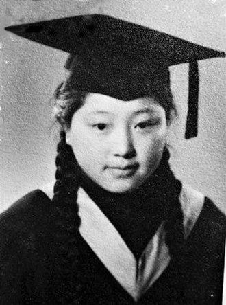 He Zehui - Graduated in 1936