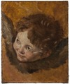 Head of a Cherub (Daniele Crespi) - Nationalmuseum - 17319.tif