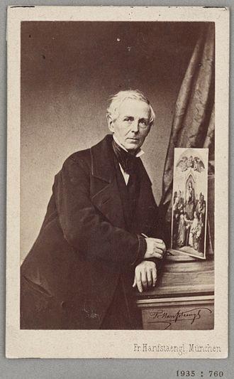 Heinrich Maria von Hess - Heninrich Maria von Hess. Photograph by Franz Hanfstaengl