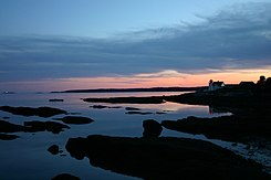 Hendricks Head Light - sunset.jpg