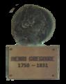 Henri gregoire date profil.png