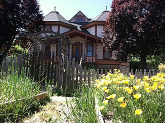 National Register of Historic Places listings in Klamath County, Oregon - Image: Henry Benson House