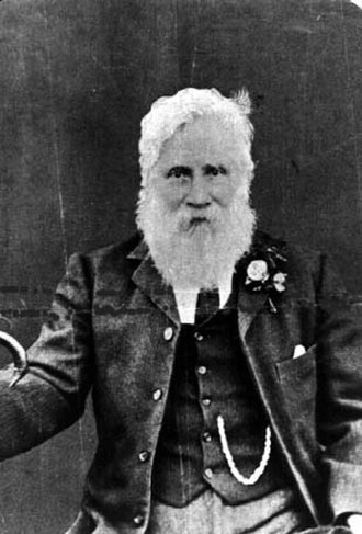 Henry Burling - A photograph of Henry Burling at an unknown date.