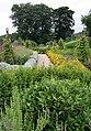 Herb garden at Hardwick Hall - geograph.org.uk - 1444243.jpg