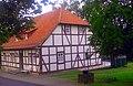 Herberhausen (Göttingen) Pfarrwitwenhaus Gemeindehaus 01.jpg