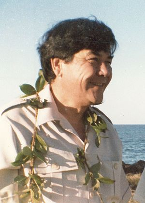 Herb Kawainui Kāne - Image: Herbert Kane