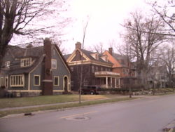 The Heritage Hill Neighborhood