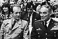 Herman Fredrik Zeiner-Gundersen (l), Chairman of the NATO Military Committee en , Bestanddeelnr 930-2907.jpg