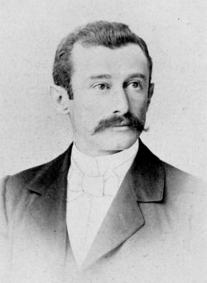 Hermann Burchardt - Hermann Burchardt (1857–1909