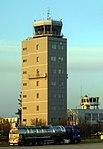 Hermannstadt, Flughafen, neuer u alter Turm, 1.jpeg