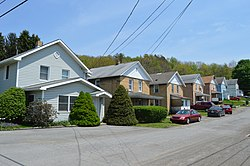 Houses on Herriman Street