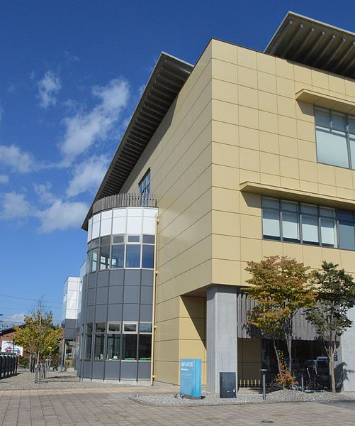 File:Hida City Library exterior ac (1).jpg
