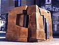 Hidden Treasure, 1999, Bronze-Edelstahl, 250 x 300 x 230cm, Senftenberg, Piazzetta.jpg
