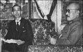 Hideki Tōjō and Nobusuke Kishi in 1943.jpg